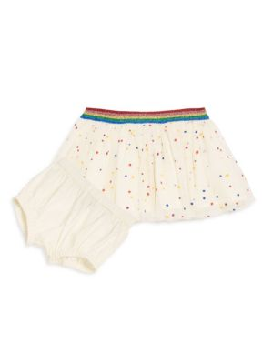 ea22963b Stella McCartney Kids - Baby Girl's Tulle Skirt & Bloomers Two-Piece Set -  saks.com