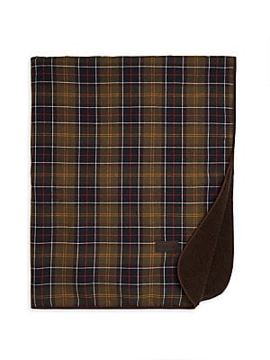 140db5b39763 Barbour - Plaid Dog Blanket - saks.com