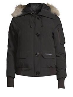 1a7d899b03cb QUICK VIEW. Canada Goose. Chilliwack Fur Hood Bomber Jacket