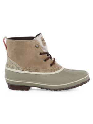 Zetik Duck Rain Boots, Antilope
