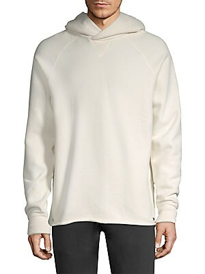 79a4eedc87 Levi s Made   Crafted - Unhemmed Hoodie - saks.com