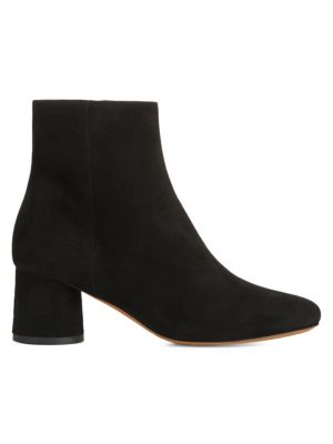 Tillie Suede Booties by Vince