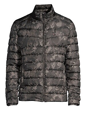 canada goose Lightweight Down Jackets Abstract Blue Camo