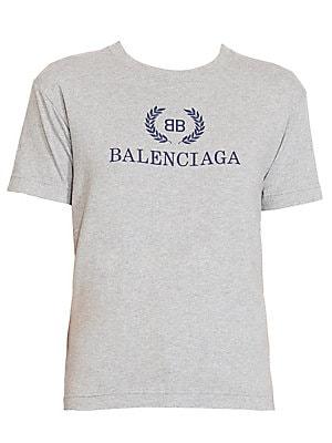 69d76d1caf6d Balenciaga - Logo T-Shirt - saks.com