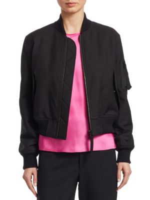 Re Edition Bomber Jacket by Helmut Lang
