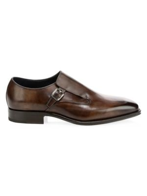 Sutor Mantellassi Uto Lace Up Leather Dress Shoes