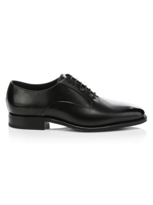 SUTOR MANTELLASSI Uto Lace-Up Oxfords in Black
