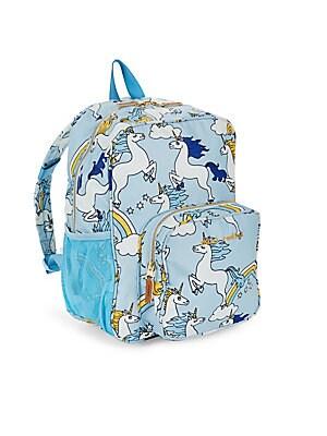 660592ecc05d Mini Rodini - Kid s Unicorn School Bag - saks.com