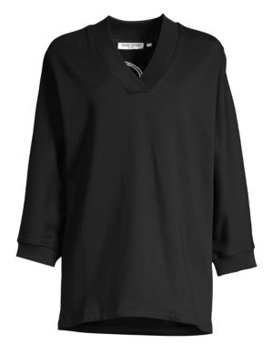 Opening Ceremony Back Logo Dolman Sleeve Sweatshirt