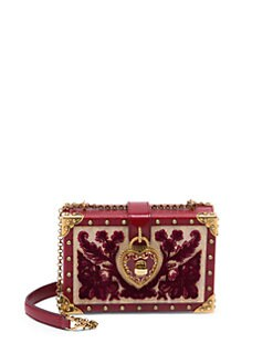 a55fa233eeae QUICK VIEW. Dolce   Gabbana. Embroidered Convertible Clutch