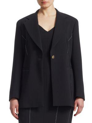Marina Rinaldi, Plus Size Carato Fitted Jacket