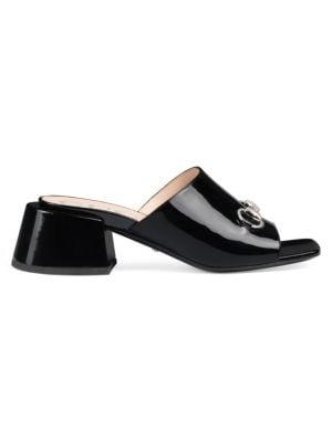 c7c58cb6d34 Gucci - GG Blooms Supreme Slide Sandals - saks.com