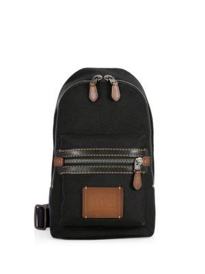 18ff3ee634a6 COACH Academy Corduroy Backpack Academy Corduroy Backpack