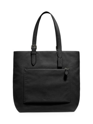9d718950f4 Metropolitan Soft Matte Pebbled Leather Tote