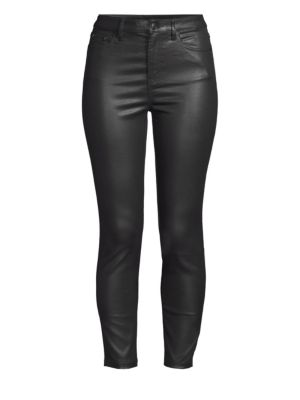 Franky Faux Leather Pants by The Kooples
