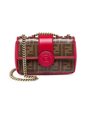 0890472fd468 Fendi - Mini Double F Shoulder Bag - saks.com