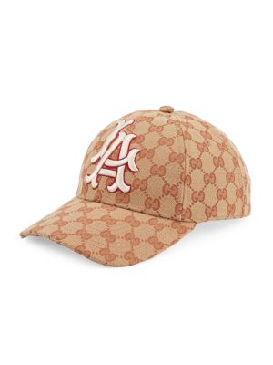 2449289a9db Gucci - Baseball Hat With NY Yankees™ Patch - saks.com