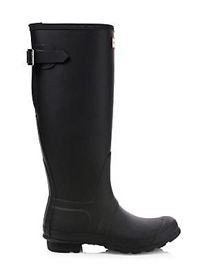 Hunter Original Tall Rain Boots Saks Com