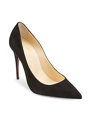 8849525ed5be Christian Louboutin - Lady Gena 85 Patent Leather Pumps - saks.com
