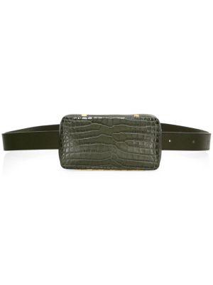 LUTZ MORRIS Evan Convertible Belt Bag in Olive