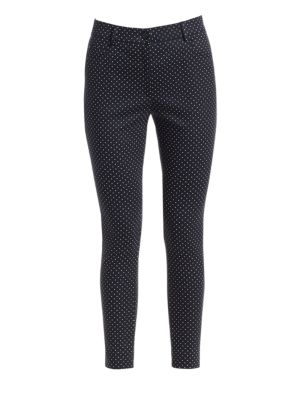 Akris Punto Maren Polka Dot Pants