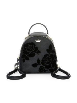 Cameron Street Flock Roses Binx Backpack by Kate Spade New York