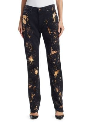 TRE BY NATALIE RATABESI Constellation Beth Jeans in Black