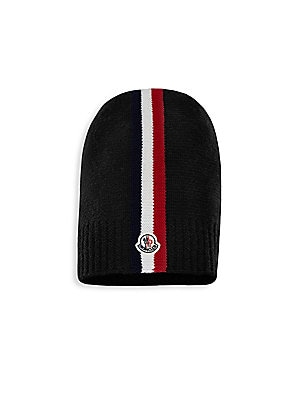 9425a9ce2 Moncler - Kid s Canberra Wool Beanie - saks.com