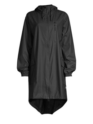 Rains Hooded Parka