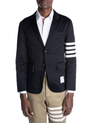 Thom Browne Military Patch Blazer