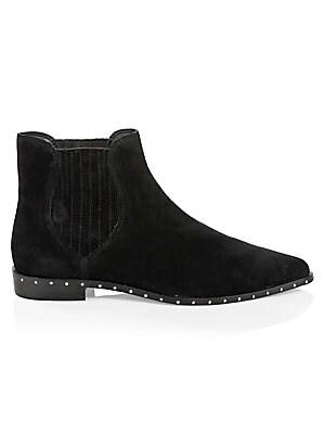 e9953bc7ed9 Rebecca Minkoff - Sabeen Stud Leather Chelsea Boots - saks.com