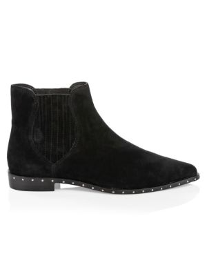 Madysin Suede Booties by Rebecca Minkoff