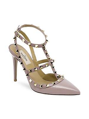 1735ff9bf40 Saint Laurent - Tribute 75 Patent Leather Platform Sandals - saks.com