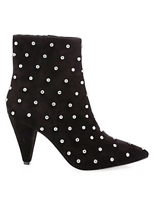03f324602a47 Alice + Olivia - Darbin Ribbed Stiletto Sock Boots - saks.com
