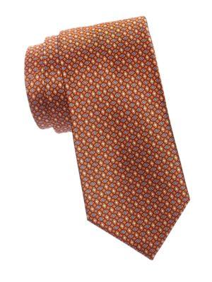 e65e84e5 Ermenegildo Zegna - Pinwheel Silk Tie - saks.com