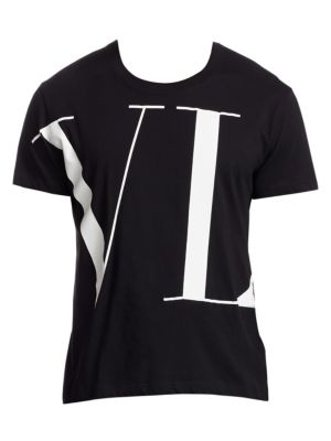 Logo T Shirt by Valentino