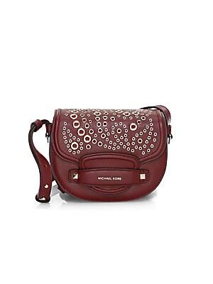 2a1ef2491bc7 MICHAEL Michael Kors - Pebbled Leather Phone Crossbody Bag - saks.com