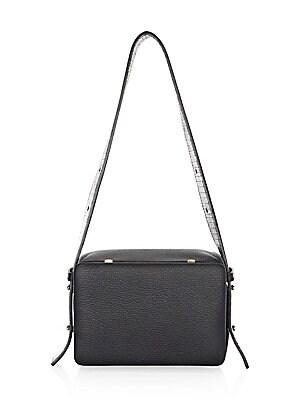 bd043d082442 MICHAEL Michael Kors - Large Junie Pebbled Leather Messenger Bag ...