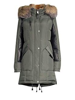5258b607b93 Women's Apparel - Coats & Jackets - Puffers, Parkas, & Quilted ...