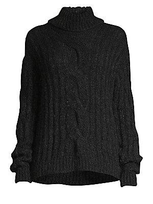 2ed1c66ae618 Max Mara - Melk Mohair Blend Sweater - saks.com