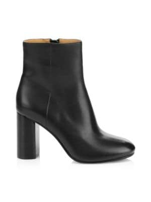 Lara Leather Ankle Boots by Joie