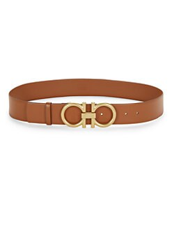 3fd5120bdae QUICK VIEW. Salvatore Ferragamo. Logo Leather Belt
