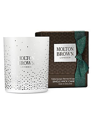 Molton Brown Fabled Juniper Berries  Lapp Pine Single Wick Candle