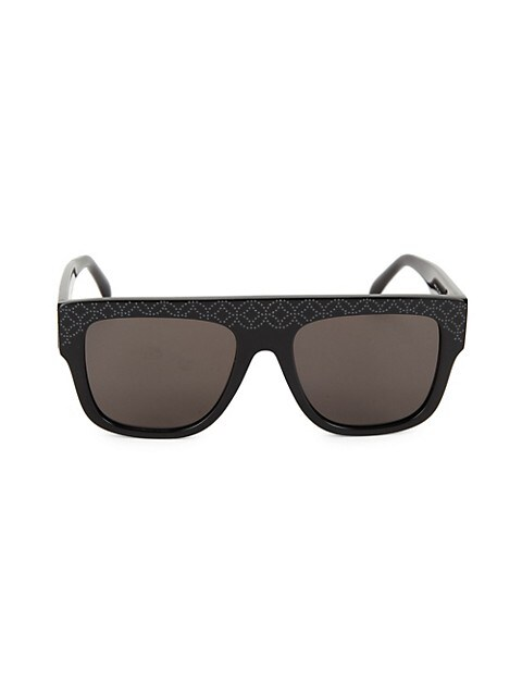 Larabesque 54MM Square Sunglasses