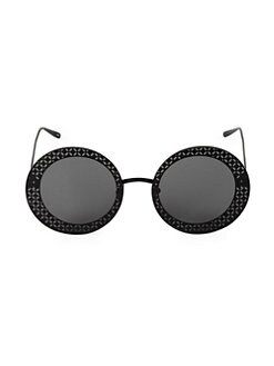 31e4dd53cd38 ... Oversized Round Sunglasses BLACK. QUICK VIEW. Product image