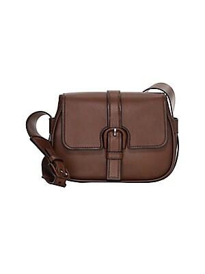 959d39fff7e0 Michael Kors Collection - Romy Saddle Crossbody Bag