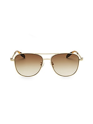 ee416d3d729 Chloé - Rosie Round Scalloped Sunglasses - saks.com
