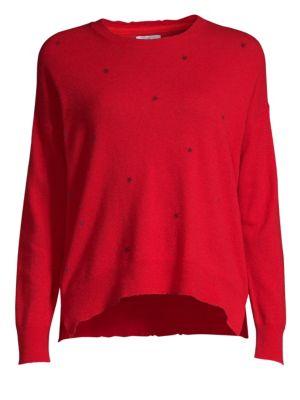 Sundry Stars Hearts Sweater