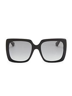 9ccb805f19f QUICK VIEW. Gucci. 54MM Square Sunglasses