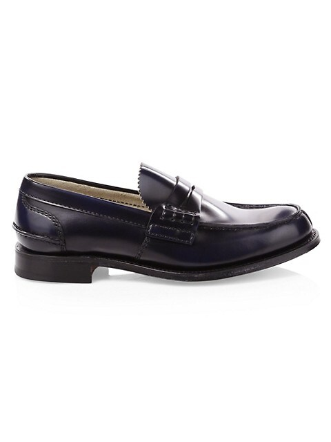 Turnbridge High Shine Penny Loafers